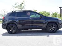 Make Jeep Model Cherokee Year 2016 Colour Black kms