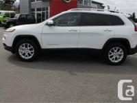 Make Jeep Model Cherokee Year 2016 Colour White kms 24