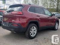 Make Jeep Model Cherokee Year 2016 Colour Red kms