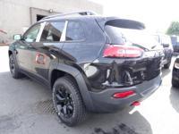 Make Jeep Model Cherokee Year 2016 Colour BLACK kms 30