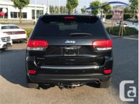 Make Jeep Model Grand Cherokee Year 2016 Colour Black