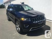 Make Jeep Model Grand Cherokee Year 2016 Colour Blue