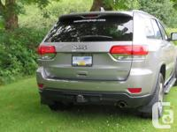 Make Jeep Model Grand Cherokee Year 2016 Colour silver