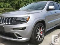 Make Jeep Model Grand Cherokee Srt Year 2016 Trans