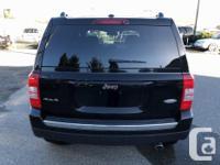 Make Jeep Model Patriot Year 2016 Colour Black kms