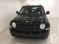 Make Jeep Model Patriot Year 2016 Colour Black kms