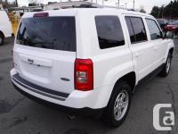Make Jeep Model Patriot Year 2016 Colour White kms