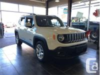 Make Jeep Model Renegade Year 2016 Colour White kms