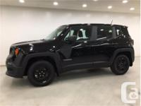 Make Jeep Model Renegade Year 2016 Colour Black kms