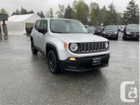 Make Jeep Model Renegade Year 2016 Colour Silver kms