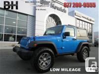 Make Jeep Model Wrangler Year 2016 Colour Blue kms