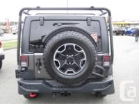 Make Jeep Model Wrangler Year 2016 Colour Black kms
