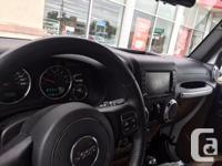 Make Jeep Model Wrangler Year 2016 Colour White kms