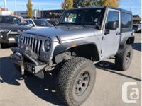 Make Jeep Model Wrangler Year 2016 kms 54477 Trans