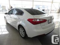 Make Kia Model Forte Year 2016 Colour White kms 48365
