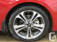 Make Kia Model Forte Year 2016 Colour Red kms 24602