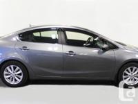 Make Kia Model Forte Year 2016 Colour Grey kms 20456