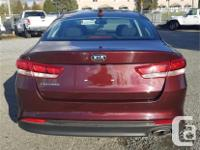 Make Kia Model Optima Year 2016 Colour Red kms 32885