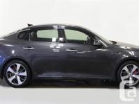 Make Kia Model Optima Year 2016 Colour Grey kms 31906