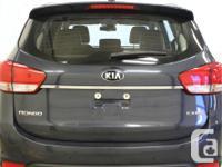 Make Kia Model Rondo Year 2016 Colour Dark Blue kms