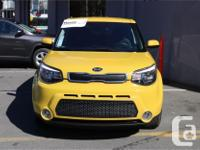 Make Kia Model Soul Year 2016 Colour Yellow kms 67878