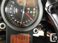 Make KTM Model Duke Year 2016 kms 24406 2016 KTM Super