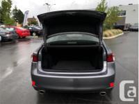 Make Lexus Model IS 350 Year 2016 Colour Grey kms