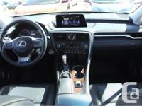 Make Lexus Model RX Year 2016 Colour Black kms 65100