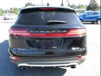 Make Lincoln Model MKC Year 2016 Colour Black Velvet