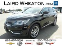 Make Lincoln Model MKX Year 2016 Colour Black Velvet