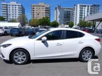 Make Mazda Model 3 Year 2016 Colour White kms 51691