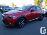 Make Mazda Model Cx-3 Year 2016 Colour Red kms 23969