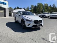 Make Mazda Model Cx-3 Year 2016 Colour White kms 98276