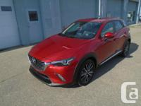 Make Mazda Model Cx-3 Year 2016 Colour Red kms 21000
