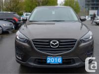 Make Mazda Model CX-5 Year 2016 Colour Brown kms 15289