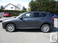 Make Mazda Model CX-5 Year 2016 Colour Meteor Grey