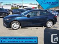 Make Mazda Model MAZDA3 Year 2016 Colour Blue kms