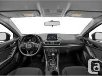Make Mazda Model MAZDA3 Year 2016 Colour White kms