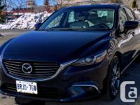 Make Mazda Model Mazda6 Year 2016 Colour Blue kms