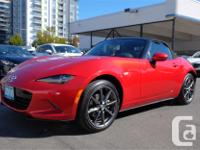 Make Mazda Model MX-5 Year 2016 Colour Red kms 21116