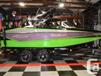 2016 MB F21 TomcatThis boat is absolutely gorgeous the