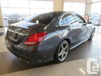 Make Mercedes-Benz Model C-Class Year 2016 Colour Grey