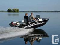 2016 Mirrocraft 1677 OutiftterThe Outfitter models with