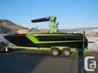 The Super Air Nautique 230 radiates class with new