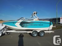 The Super Air Nautique G21 defies perception with a