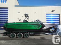 The Super Air Nautique G25 is for those that believe