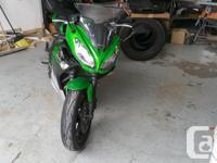 Make Kawasaki kms 5200 Awesome bike, still newish