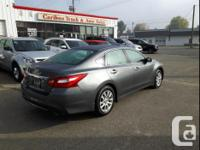 Make Nissan Model Altima Year 2016 Colour Silver kms