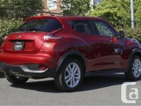 Make Nissan Model Juke Year 2016 Colour Red kms 25393