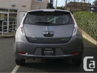 Make Nissan Model Leaf Year 2016 Colour Grey kms 14593